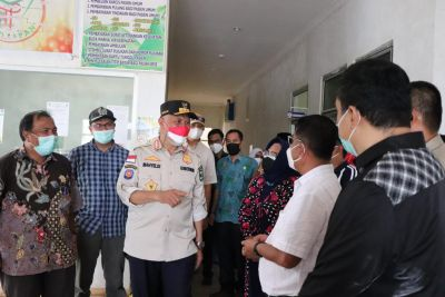 Gubernur Sumbar Dorong RSUD di Perbatasan Provinsi