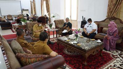 Gubernur Sumbar Dukung Penguatan Nagari dari Berbagai Sisi