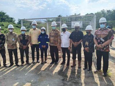 Gubernur Sumbar Kunjungi Blok Migas Sijunjung, Masyarakat Berharap Sumur Sinamar Segera Produksi