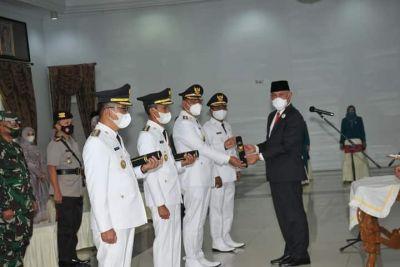 Hari Ini Gubernur Sumbar Lantik Bupati dan Wakil Bupati Kabupaten Solok dan Solok Selatan