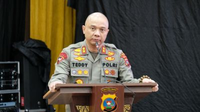 Ini Penyampaian Kapolda Sumbar Irjen Pol Teddy Minahasa Putra dalam Commander Wish