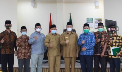 Kanwil Kemenag Sumbar Apresiasi peran LDII Perkuat Ukhuwuah Islamiyah