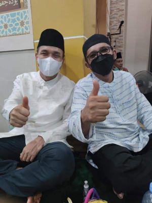 Kapolresta dan Wali Kota Padang Safari Ramadhan Bersama