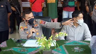 Kapolresta Padang: Kami Buka 24 Gerai Vaksin Covid-19 Gratis Untuk Masyarakat