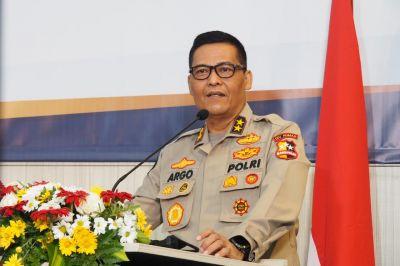 Kapolri, Jaksa Agung dan Menkominfo Tandatangani SKB Pedoman Implementasi UU ITE