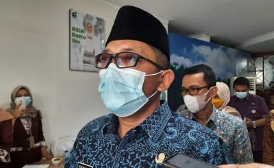 Kasus Covid-19 Melonjak Tempat Karantina Penuh, Pemko Padang Siapkan Lokasi Alternatif