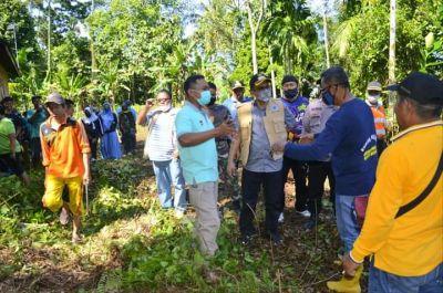 Kaum 3 Suku di Bungo Pasang Hibahkan Tanah Untuk Jalan Baru, Wako Hendri Septa Ungkapkan Rasa Syukur