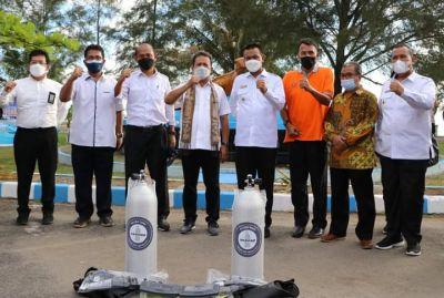 Langkah Cepat Genius Umar Bangun Kota Pariaman Diapresiasi Menteri KKP