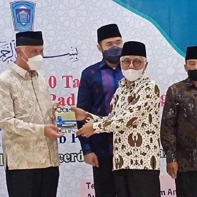 Gubernur Mahyeldi: Milad 110 Tahun, Perguruan Thawalib Padang Panjang Banyak Lahirkan Tokoh Nasional