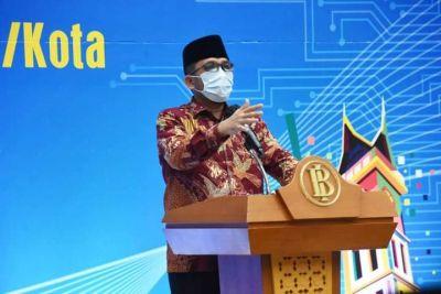 Padang Terbaik I Implementasi Digitalisasi Transaksi Keuangan Daerah