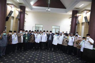 Pemko Padang, MUI Sumbar dan Padang Dukung Konversi Bank Nagari Syariah