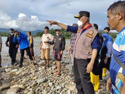 Pemprov Sumbar Segera Bangun Geobag dan Kawat Bronjong Atasi Banjir Batang Tapan