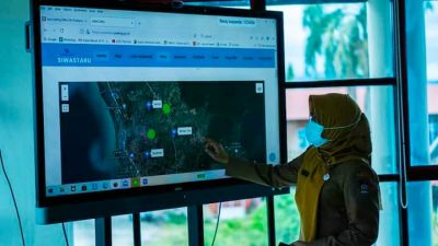 Permasalahan Tata Ruang Kota Padang Terpecahkan Melalui Website Siwastaru