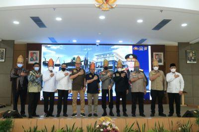 Polda Sumbar Terima Kunjungan Komisi III DPR RI