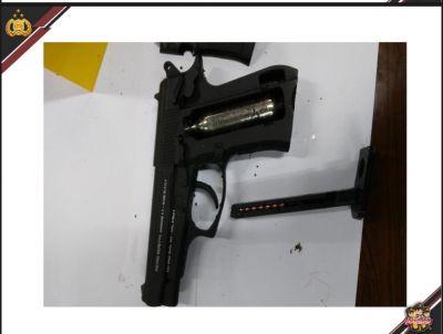 Polri Pastikan Senjata yang Digunakan Pelaku Teror Mabes Polri Jenis Airgun