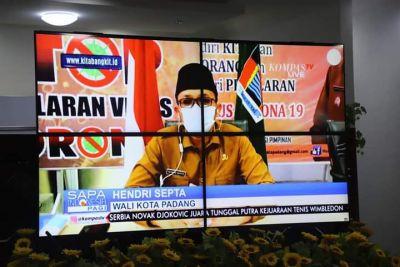 PPKM Mikro di Padang, Ibadah di Masjid/Mushala Tetap Dibolehkan