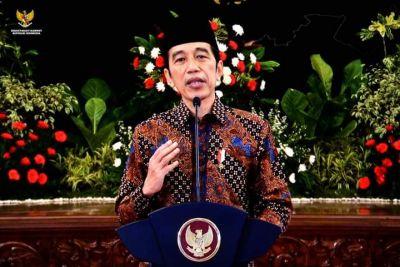Presiden Joko Widodo Buka Munas IX LDII, Ajak Terus Tingkatkan Toleransi dan Sikap Terbuka