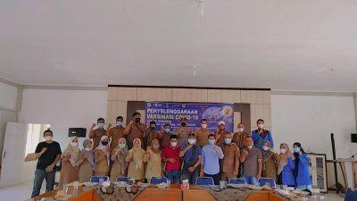 Promosi Jabatan ke Polres Tanah Datar, Mantan Kapolsek Lima Kaum Bersilaturahmi di Nagari Baringin