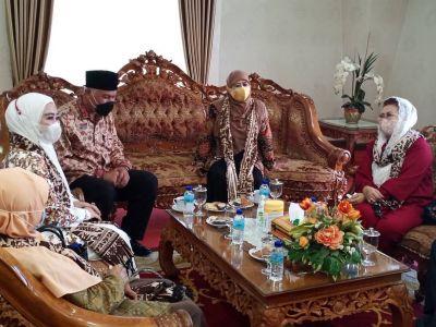 Sambut Kunjungan Komisi VIII DPR RI, Gubernur Mahyedi Berharap Segera Ada Kepastian Soal Haji