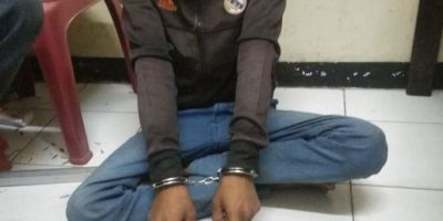 Sepasang Sejoli Digrebek Polisi Karena Narkoba