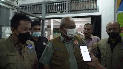 Sestama BNPB Apresiasi Penanganan Covid-19 di Padang Panjang