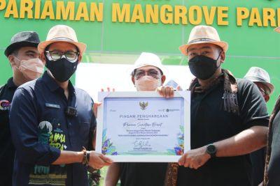 Sumbar Terima Sertifikat Penghargaan Desa Wisata Terbanyak ADWI 2021