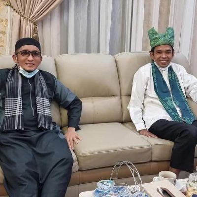 Tausiah di Padang, Ustad Abdul Somad Puji Kepemimpinan Wako Hendri Septa