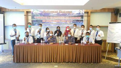Ketua PD Perpamsi Sumbar Buka Pelatihan Manajemen Air Minum Tingkat Muda