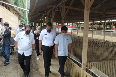 Wagub Sumbar Dorong Mato Aia Jaya Farm Ikut Branding Daerah
