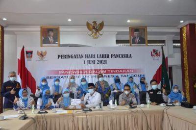 Wako Hendri Septa Apresiasi Donasi Rp15,5 Juta dari BKMT Padang untuk Palestina