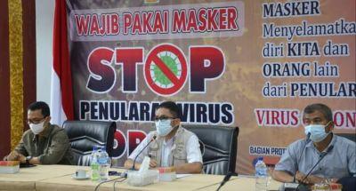Wako Hendri Septa Minta Warga Padang Patuhi Prokes dan PPKM