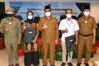 Wako Hendri Septa: Sesama Pokdarwis Harus Berinovasi dan Berkolaborasi