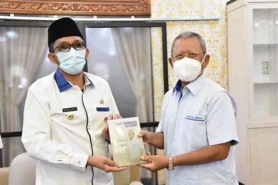 Wali Kota Hendri Septa Beri Dukungan Pada Tim Peneliti Unand