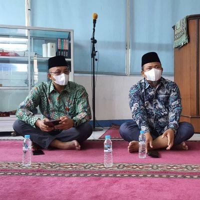 Wirid Mingguan Kembali Dilaksanakan Dilingkungan Perumda AM Kota Padang